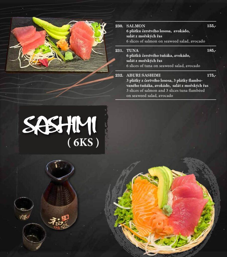 SASHIMI MAISON VIET